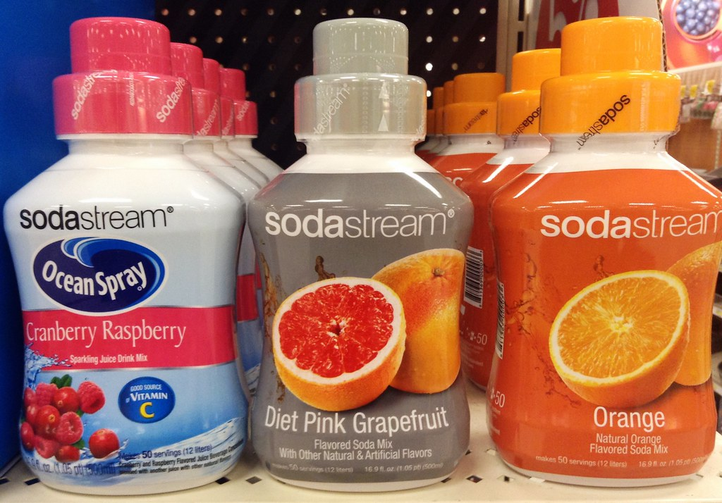 sodastream photo